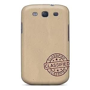 DaMMeke Galaxy S3 Hard Case With Fashion Design/ LZuVALp4469MYTdu Phone Case
