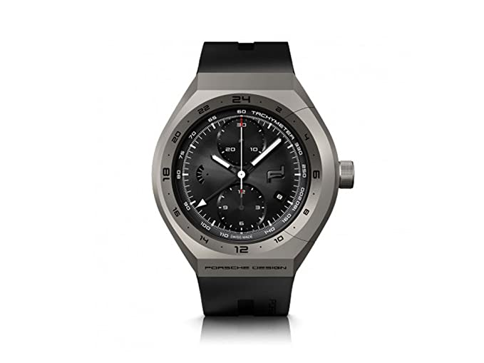 Reloj Automático Porsche Design Monobloc Actuator, ETA Valjoux 7754, GMT: Amazon.es: Relojes