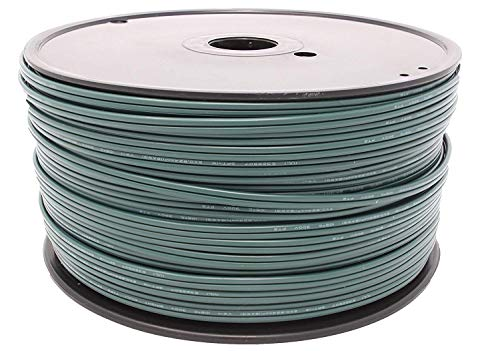 Holiday Light Express SPT-500-Gr SPT-1 Green Wire 18g 500 foot spool
