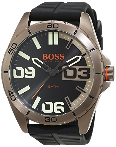 Hugo Boss Orange Berlin 1513287 Mens Wristwatch Solid Case