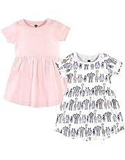 فستان هودسون بيبي، قطعتين، وردي سفاري