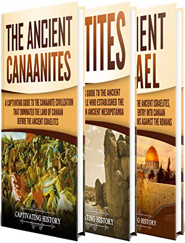 Ring Roman Iron - Ancient Civilizations: A Captivating Guide to the Ancient Canaanites, Hittites and Ancient Israel and Their Role in Biblical History