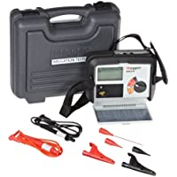 Megger MIT310-EN Insulation Tester, 1000 Megaohms Resistance, 250V, 500V, 1000V Test Voltage by Megger