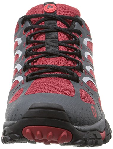 Men's Edge Red Hiking Merrell Shoe Moab vECqvwXd