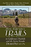 Dog-Friendly Trails for All Seasons in California's Foothills and the Sierra Nevada