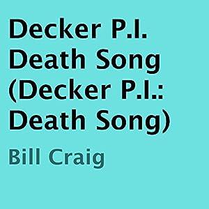 Decker P.I. Audiobook