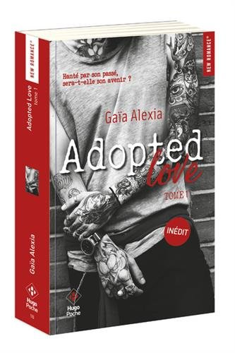 Adopted love - tome 1 Poche – 12 octobre 2017 Alexia Gaia Hugo poche 2755635967 Sentimental contemporain