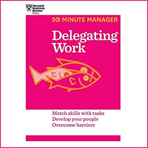 Delegating Work Audiobook