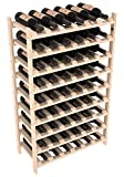 Wine Racks America Ponderosa Pine 54 Bottle Stackable. 13 Stains to Choose From!