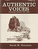 Authentic Voices, Sarah M. Ed. Fountain, 0961514310