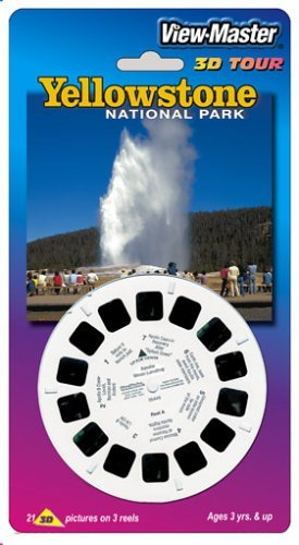 View Master: Yellowstone National Park - Set 2