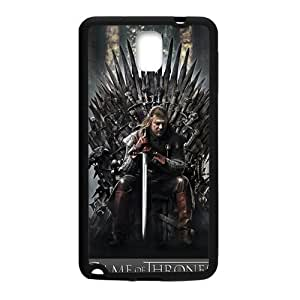 SKULL Game of Thrones Brand New And Custom Hard Case Cover Protector For Samsung Galaxy Note3