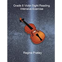 Grade 6 Violin Sight Reading Intensive Exercise