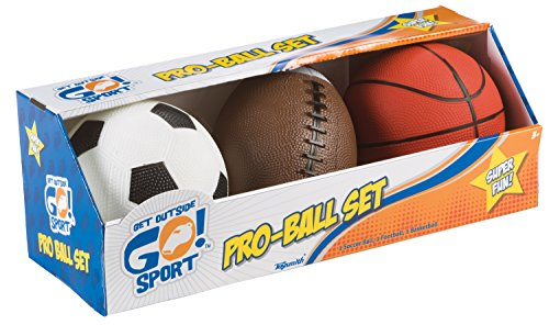 Toysmith Get Outside Pro Ball Pack