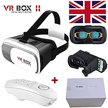 VR Headset BOX FREE Bluetooth Remote Controller For 3.5-6.0 Inch IPhone 5 5s 13af24e8ce