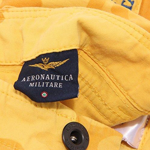 Pant Cotone Giallo Kid Short Militare Bermuda 0250t Bimbo Aeronautica xwXWHqU0vc