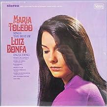 Maria Toledo , Sings The Best Of Luiz Bonfa Sello: United Artists Records/ El Palacio Re Issue, Spanish Texts – UAS 6584 Formato: Vinyl, LP, Stereo
