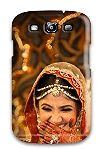 Special AnnDavidson Skin Case Cover For Galaxy S3, Popular Brandon Flowers Background Phone Case