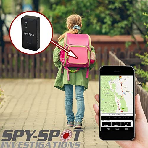 Spy Spot 4G Real Time Mini Portable GPS Tracker GPS Tracking Device Gl300MA 4G Micro Tracker with Improved Battery Life 2600 mAh