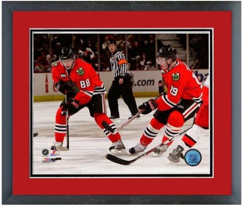 (Jonathan Toews Patrick Kane Chicago Blackhawks Photo (Size: 12.5