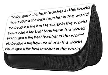 Hiros® personalizado mejor maestro en el mundo estuche de ...