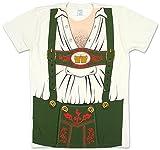 Best Impact Mens Shirts - Impact Originals Octobeerfest Oktoberfest Men's White/Multi T-shirt, (X-Large) Review
