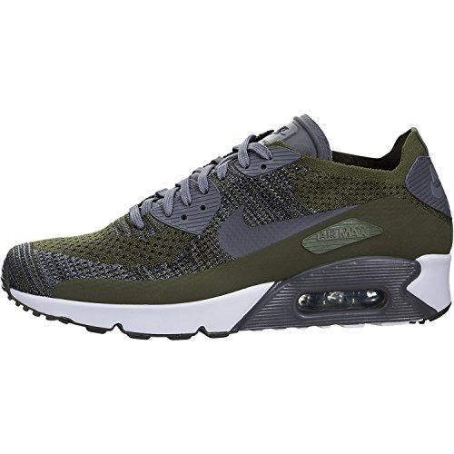 Nike Men's Air Max 90 Ultra 2.0 Flyknit Running Shoe