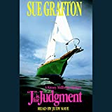 Bargain Audio Book - J is for Judgment