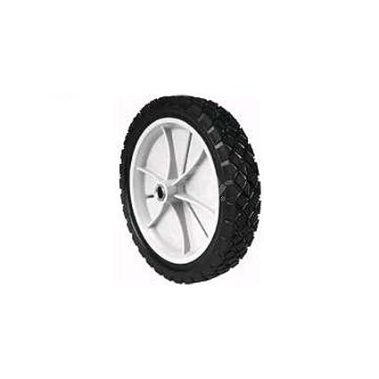 Amazon.com: Giratorio # 8930 de plástico pargo de rueda para ...