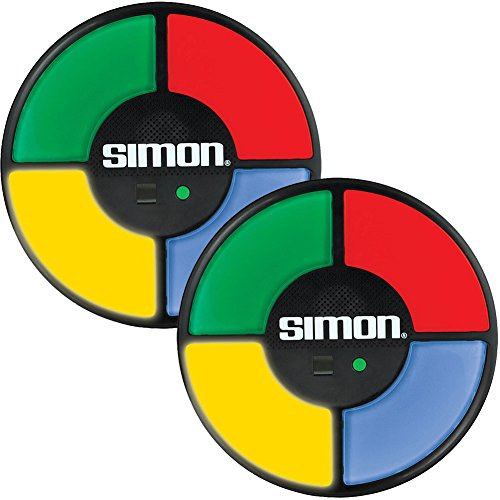 Simon electronic game of lights electronic game