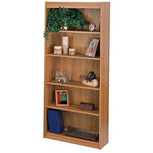 Bestar Standard Bookcase Cappuccino - Bestar Cherry Cappuccino