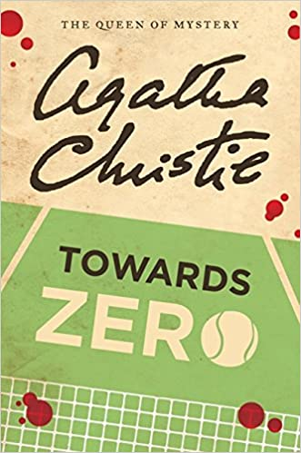 Image result for toward zero agatha christie