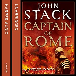Captain of Rome Audiobook