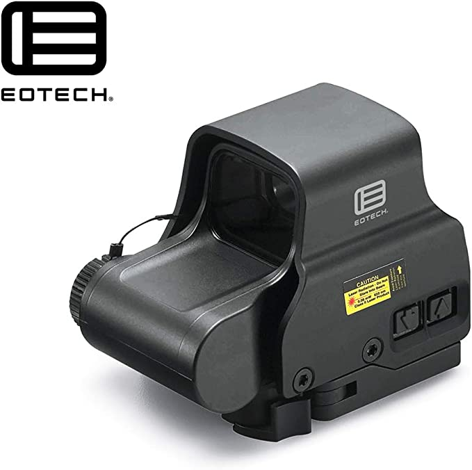 Best Holographic Sight: EOTECH EXPS2 Holographic Weapon Sight