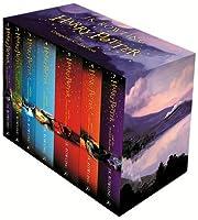 Harry Potter 7 Volume Children'S Paperback Boxed Set