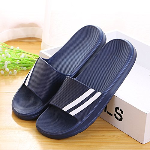 slippers Indoor antiskid Indoor 43 antiskid gray wqw7H1xO