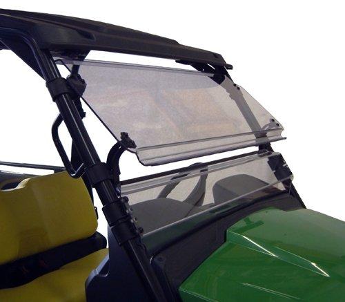 Full Tilt Windshield John Deere Gator RSX860i RSX850i XUV 550 2012 to 2017