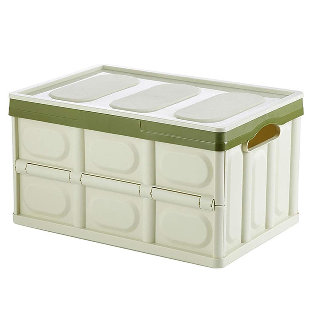 Multi-Color Collapsible Multi-Function Storage Box Folding Car Back Finishing Clothes Sundries