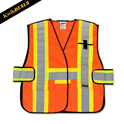 KwikSafety Landscaping Construction Lightweight Reflective