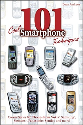 60 Tablets Science (101 Cool Smartphone Techniques: Covers Series 60 Phones from Nokia, Samsung, Siemens, Panasonic, Sendo, and More!)