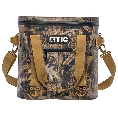 Camo Cooler Bag - RTIC Soft Pack 20, Camo