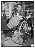 L Hardy Kitchen and Bar Photo: W.H. Hardy,older man in rickshaw,Bain News Service,Japan