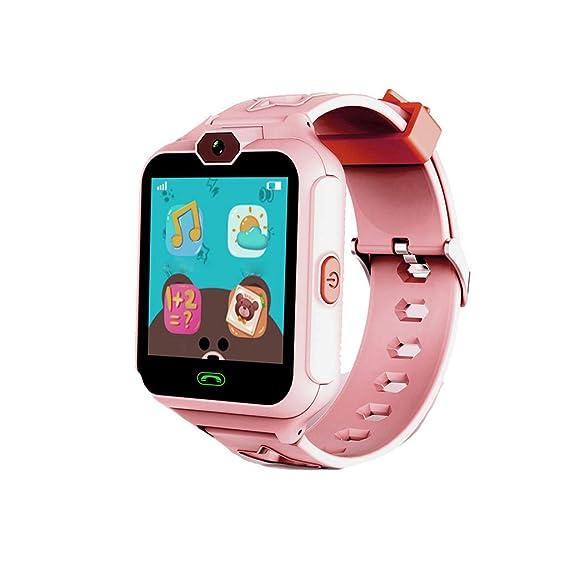 STRIR Smartwatch Niños, Reloj Localizador GPS Niños ...
