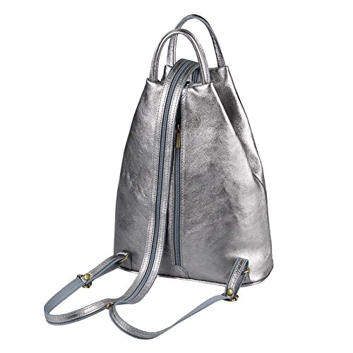 25x30x11 Black Grau beautiful Cm Backpack Women's couture Only Obc Black Ca bxhxt metallic brown qFxA7zCwn