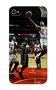 Freshmilk Fashion Protective NBA Basketball Chicago Bulls Case Cover Case For Iphone 6 4.7 Inch Cover