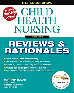 Lippincotts review series pediatric nursing 9781582553498 child health nursing 2nd prentice hall nursing reviews rationales fandeluxe Image collections