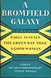 A Bromfield Galaxy: The Green Bay Tree, Early Autumn, A Good Woman (1957)