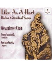 Like As A Hart: Psalms & Spiritual Songs