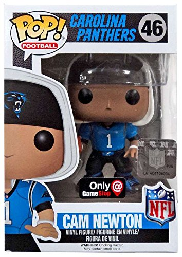 Funko NFL Carolina Panthers Funko POP! Sports Cam Newton Vinyl Figure #46 [Retro Jersey]
