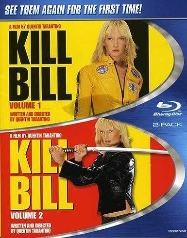 Kill Bill 1 & 2 Edizione: Stati Uniti USA Blu-ray: Amazon.es: Uma ...